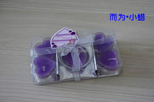 China supplier Candle jars Glass Candle Holder Yankee Candle