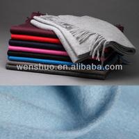 Wholesale Solid Color 100% Cashmere Scarf