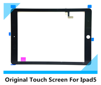 100%Original waterproof for Apple iPad air iPad 5 LCD Promotion Touch Digitizer Glass Screen including the cable
