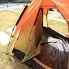 big top tent triangle tent folding bed camping tent