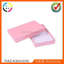 EXW Price Paper Gift Box Packaging Supplies