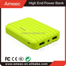 China supplier Luggage case model alibaba aliexpress 12000mAh Backup External Battery USB Power Bank Charger for Cell Phone