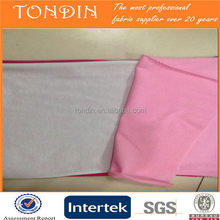 Economic best selling crepe de chine polyester satin fabric
