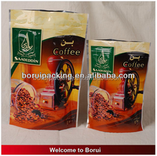 Stand Up Pouc Bag Type and Plastic Material 4oz disposable plastic container