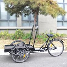 The Cargo Van Tricycle