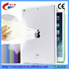 TPU Material Clear Transparent Crystal soft Tablet Case Replacement Back Cover for ipad air 2