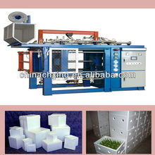 Automatic EPS Foam Forming machine for styrofoam box for fish