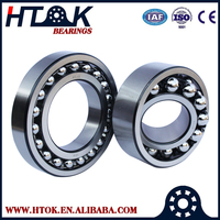 stainless steel miniature self-aligning ball bearing 126 made in china