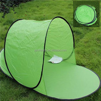 Hot sale Outdoor camping hiking beach summer tent UV protection fully sun shade quick open pop up beach awning fishing tent