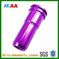 High Precision Machining CNC Aluminum Air Seal Nozzle, Air Seal Nozzle Manufacturer,Special Custom Service Provided