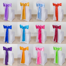 2015 Factory Direct Selling Cheap Chair Covers Chair Sashes