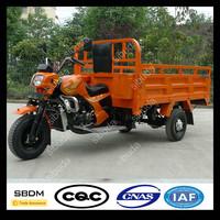 SBDM OEM Water Cooled Van Cargo Tricycle