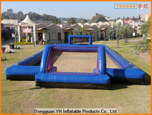 12x6m inflatable mini soccer arena sports equipment