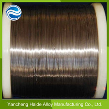 high resistivity and durability nichrome wire