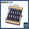 WG9813 SERIES 12PCS PRECISION AS BOX TOOLS SET