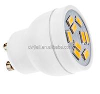 2015 SPOT light led home lighting bulb warm white GU 10 MR11 3W 5630 9SMD