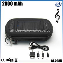 2013 top quality outdoor solar battery charger 12v
