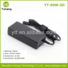 Fast Delivery Replacement Laptop Adapter For Fujisu 90W 19V