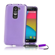 Crystal Gel Silicone Case Cover For LG G2 Mini