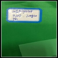 polyester waterproof oxford cloth coated