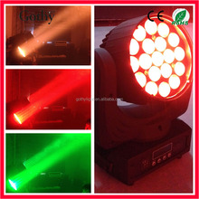 Production Wash 1910 19x10w Led Aura Stage Light