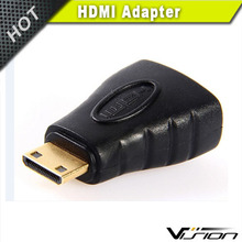 18Gbps mini HDMI to HDMI adapter converter