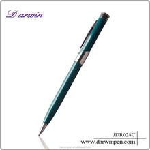 New design cheap light metal pen