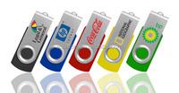 hotselling metal swivel usb flash drive plastic swivel usb drive cheapest usb flash memory