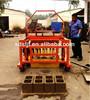 Concrete Blocks Making Machine Mobile Hydraulic Semi Automatic Machine