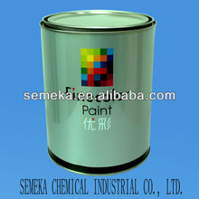 High Glossy ISO Acrylic Auto Paint for Car Body Shops