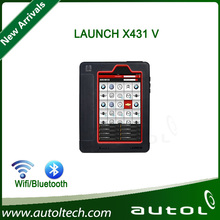 2014 Newest 100% Original Global Version Launch X431 V = X431 5 Update via Internet X-431 V with WIFI/Bluetooth Fast Shipping