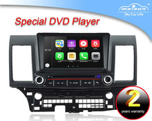 "Original Android 4.4 8"" Mitsubishi Lancer Car Dvd Player with Capacitive Touch Screen"