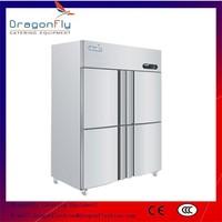 High Quanlity 4 Door Commercial Freezer
