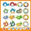 hot sale kids swimming ring float ,inflatable swim ring for baby