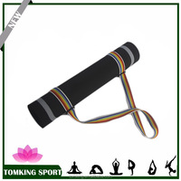 2015 eco-friendly adjustable yoga mat strap direct sale ,yoga exercice mat machine washable,yoga strap
