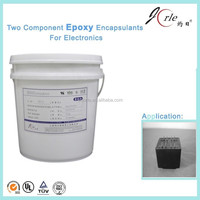 Epoxy RTV Curing electrical Transformer pictures Potting Sealant