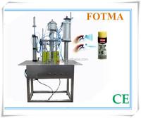 Foam Spray Sealant/ aerosol filling machine
