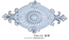 FR8103A PU Ceiling moulding / /Home&Interior decorative moulding/ceiling rail