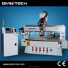 Woodworking cnc router with ATC1325 hot sale/auto tool change ATC wood processing center machine with 9kw Italy spindle