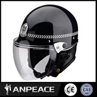 polycarbonate visor ABS carbon fiber motorcycle helmet for full face helmet