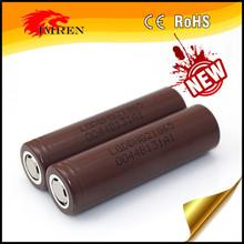 LG HG2 /LGDBHG21865 3000mAh 20A 3.7V rechargeable lithium / li ion battery For power tools,LG 18650 HG2 3000mAh 20 amp battery