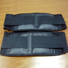 2015 High quality tourmaline self-heating infrared back lumbar support, waist support