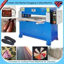 brand four-column rubber sheet cutting machine