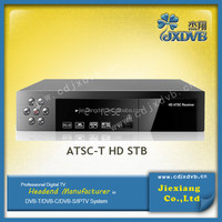 HD mini set top box receiver ATSC-T HD STB full hd 1080p