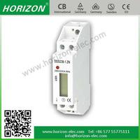 DDS238-1 ZN 1 module AC active small volume energy meter stop digital power meter