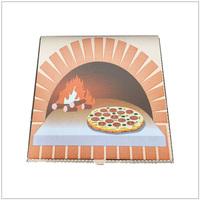 Wholesale custom Corrugated paper Pizza box / pizza packing box