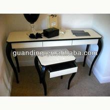 popular hot sale modern glass dining/coffe table set