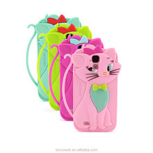Colorful anti-shock silicone case For Mobile Phone