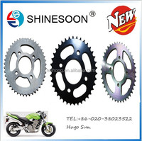 Motorcycle parts chain sprocket , Motorcycle spare parts,Motorcycle chain sprocket for sale