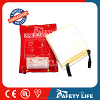 Fire fighting equipment/fire blankets/High quality firefighting blanket for sale